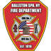 Ballston Spa Fire Department Logo